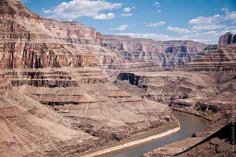 Grand Canyon. USA. 2012