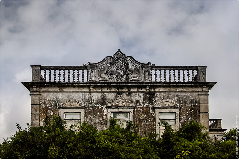 Старая архитектура. Поргугалия. (Old Architecture. Portugal.)