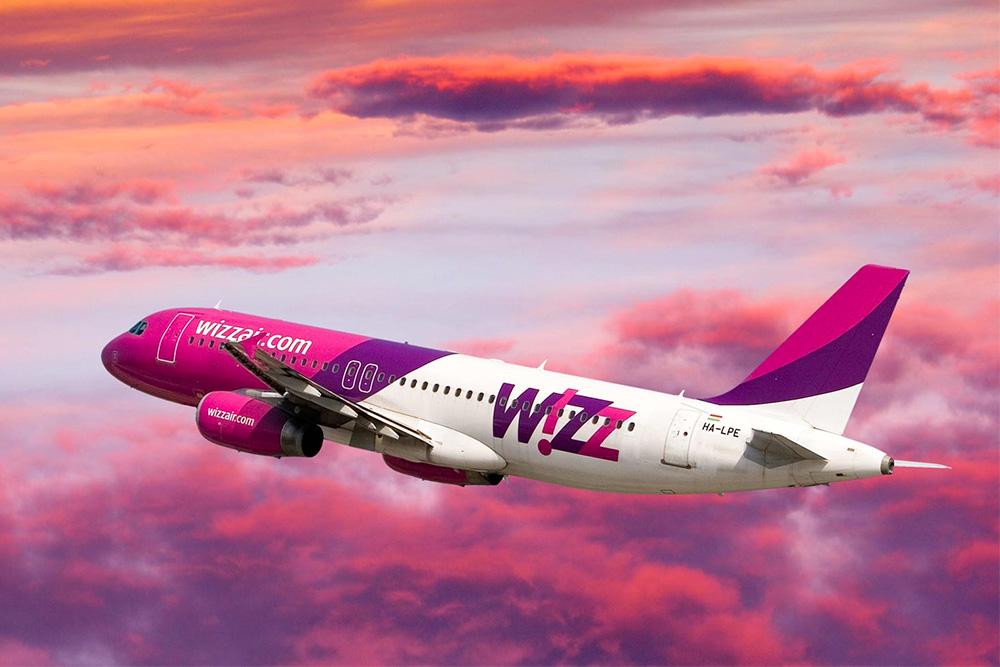 Размеры стандартной ручной клади в Wizz Air существенно меньше!